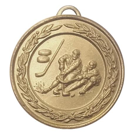 Medalj ishockey 38 mm