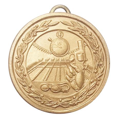 Medalj Simning 38 mm