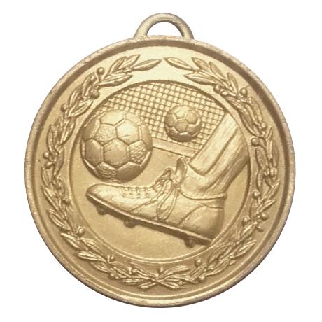 Medalj fotboll 38 mm