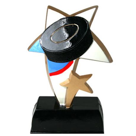 Ishockey Puck Stjärna 150 mm