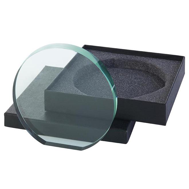 Glas med etui B334