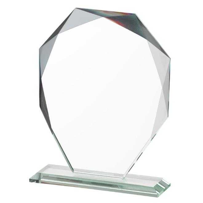 Glas med etui B354