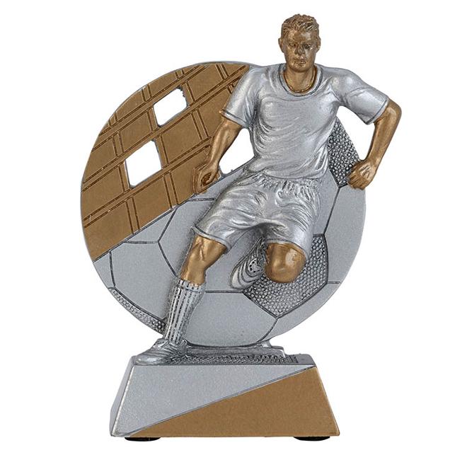 Statyett fotboll C149