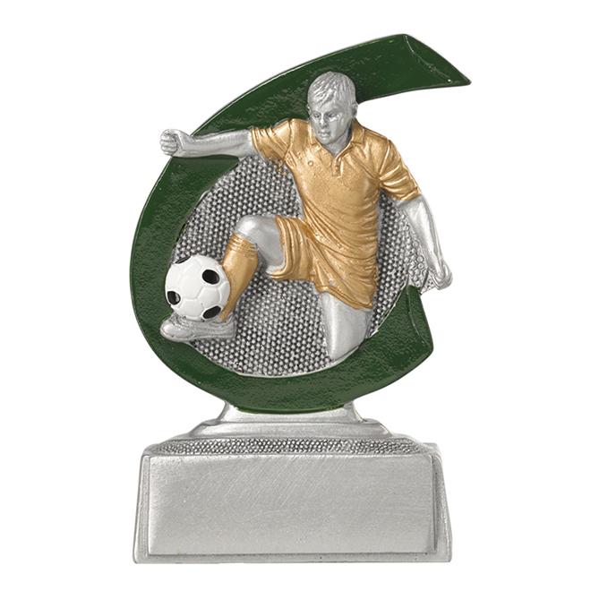 Statyett fotboll C650.13