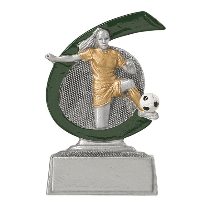 Statyett fotboll C650.14