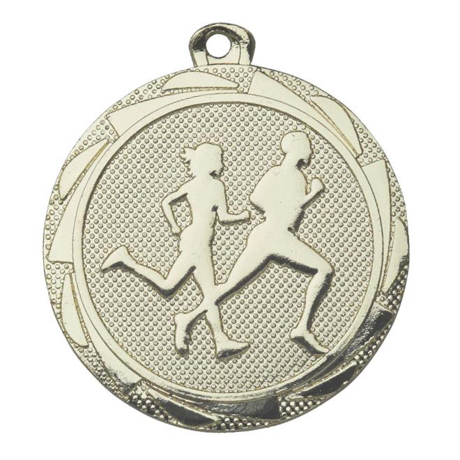 Medalj löpning 45 mm