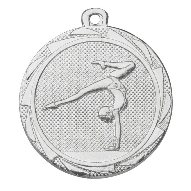 Medalj gymnastik 45 mm
