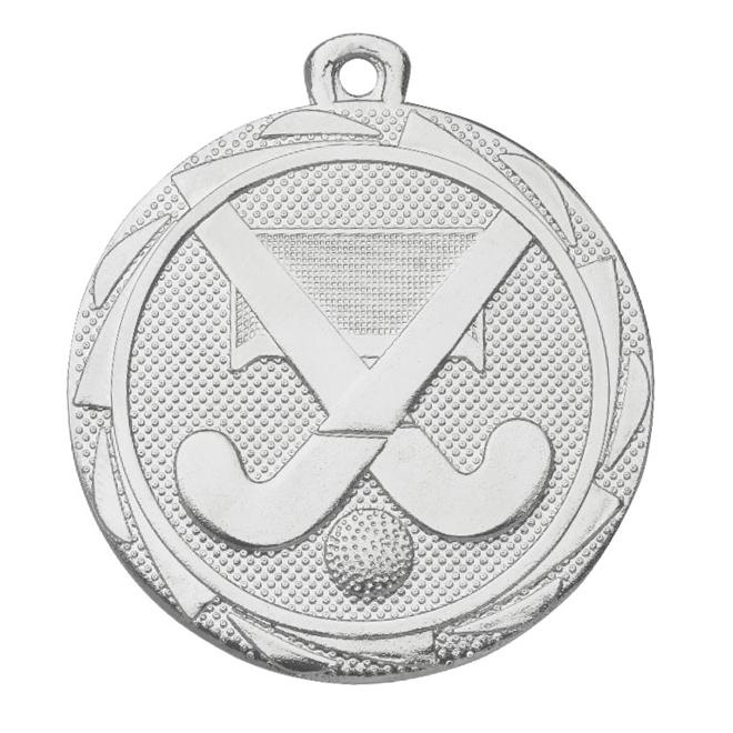 Medalj landhockey 45 mm