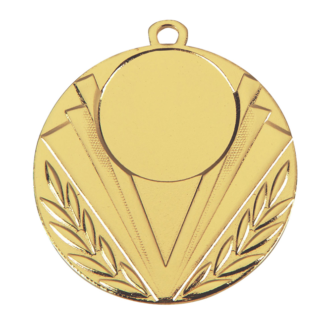 Medalj neutral 50 mm