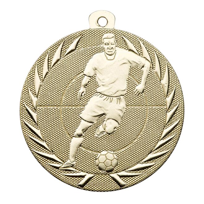 Medalj fotboll 50 mm