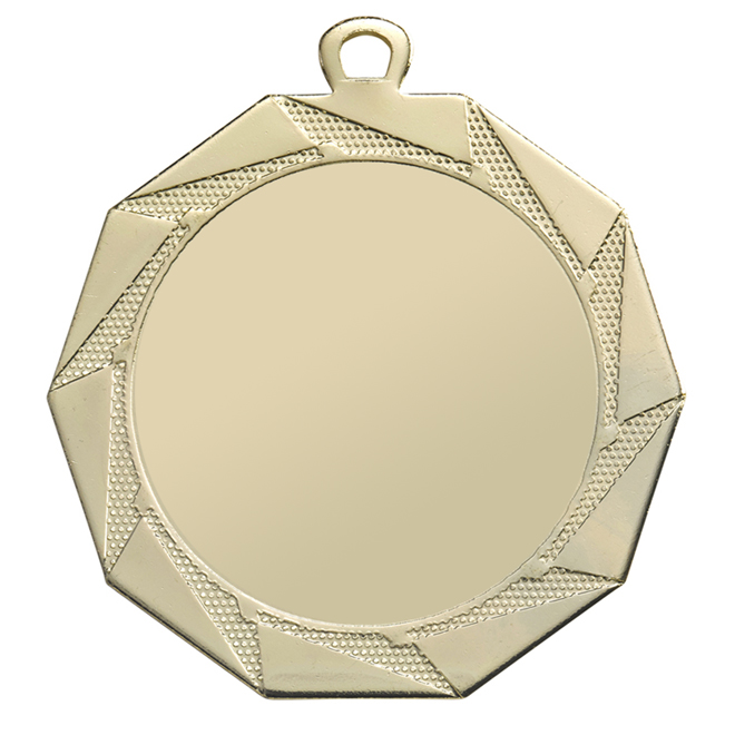 Medalj neutral 70 mm