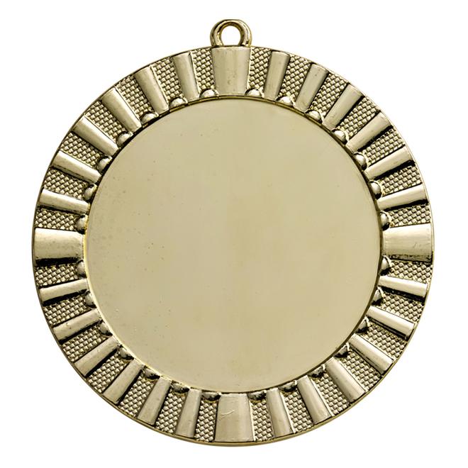 Medalj neutral 70 mm