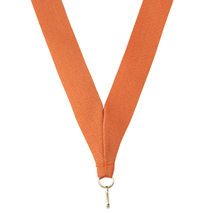 Band orange 22 mm