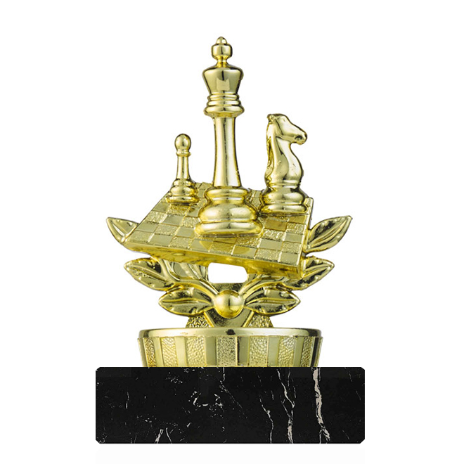 Statyett schack 95 mm (PFM3)