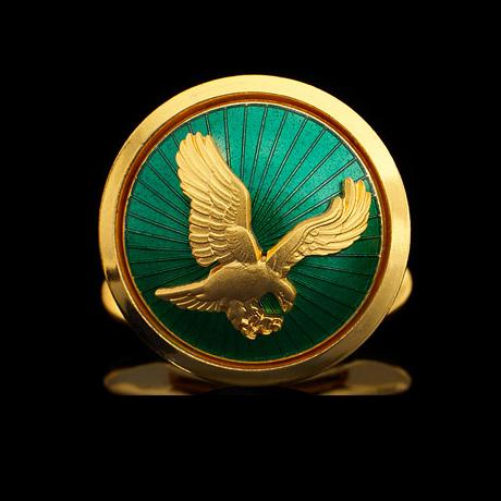 The Eagle Grön 19 mm