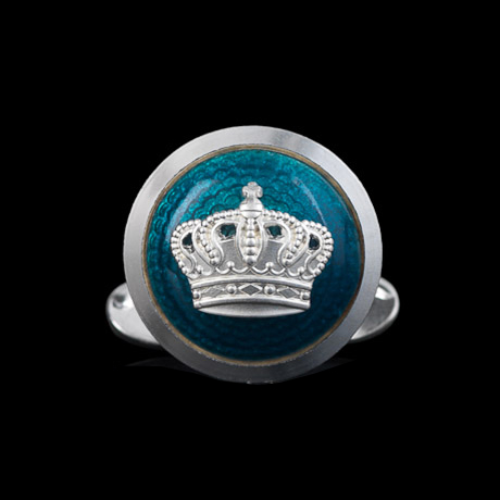 The Crown Turkos 17,5 mm