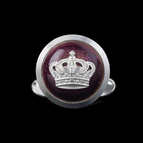 The Crown Mörkröd 17,5 mm