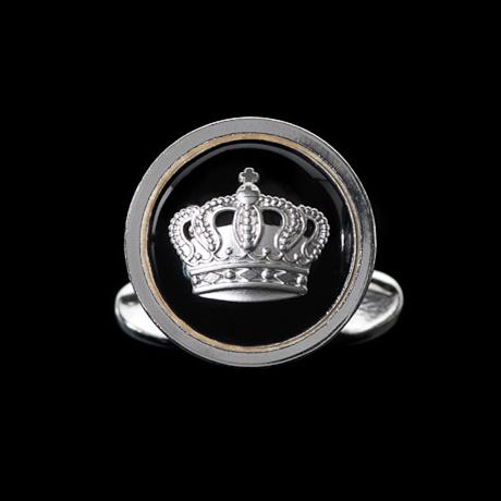 The Crown Svart 17,5 mm