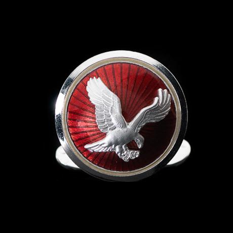 The Eagle Röd 19 mm